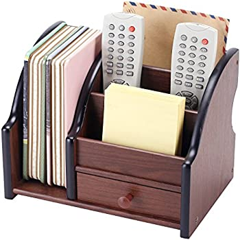 Store and Organize Multiple iPads: Get Your Gear In Order ...  Desktop Mail Organizer For Kitchen