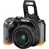 Pentax K-S2 20MP Wi-Fi Enabled Weatherized SLR with 50-200mm Lens Kit (White)