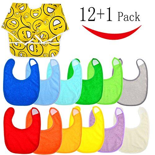 baby bibs pack - 6