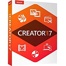 Creator NXT 7 - Grabación de CD/DVD y Creativity Suite para PC