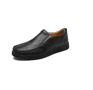 Marron Automne Noir Chaussures Souliers Printemps Hommes Habillées wgYIUyq