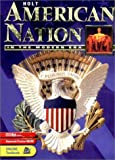 The American Nation, Boyer's Staff, 0030654041