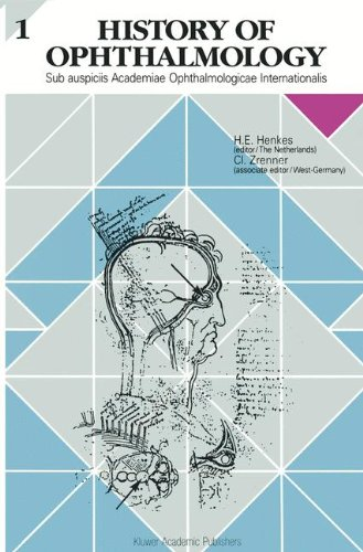History of Ophthalmology 1: Sub auspiciis Academiae Ophthalmologicae Internationalis