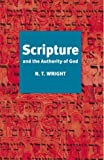 Authority of Scripture, N. T. Wright, 0281057222