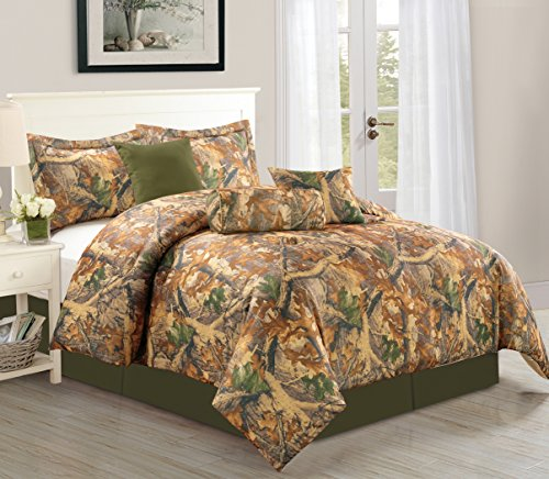 home woodlands brown green camouflage