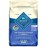 Blue Buffalo Healthy Weight Large Breed Dry Dog Food, Chicken and Rice Recipe, 30-Pound Bag