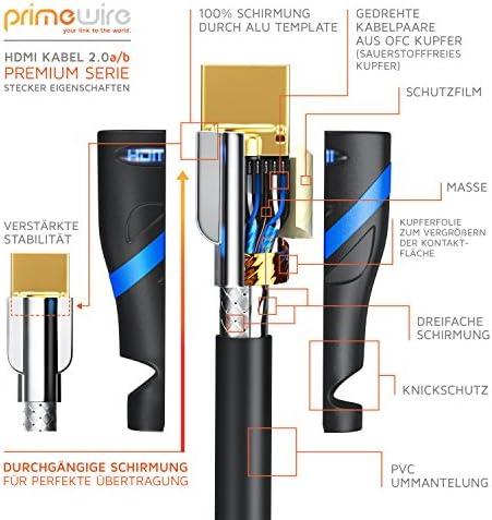 Csl 0 5m Kurzes Hdmi Kabel 2 0a 2 0b Ultra Hd 4k Elektronik