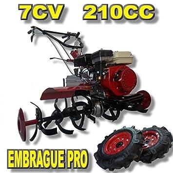 Motoazada PRO 7000 7 CV: Amazon.es: Bricolaje y herramientas