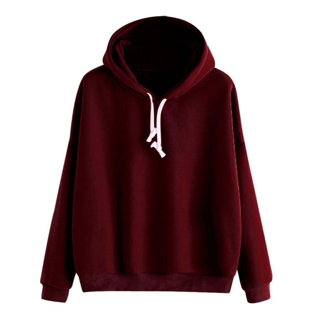 YEBIRAL Damen Top Sweatshirt Bedrucken Mode Langarmshirt Pullover Jumper
