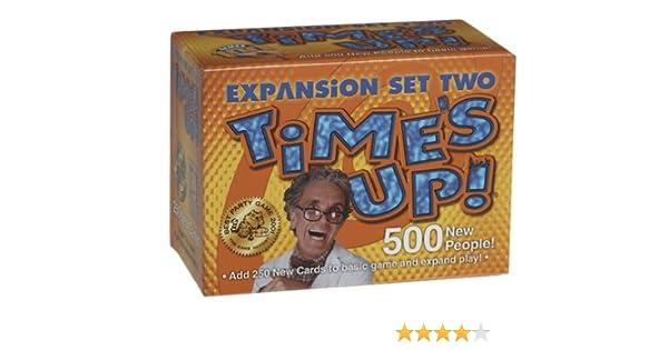 Times Up Expansion Set 2: Amazon.es: Oficina y papelería