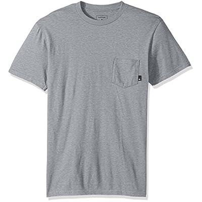 Hot Quiksilver Men's Vertical Pocket T-Shirt supplier