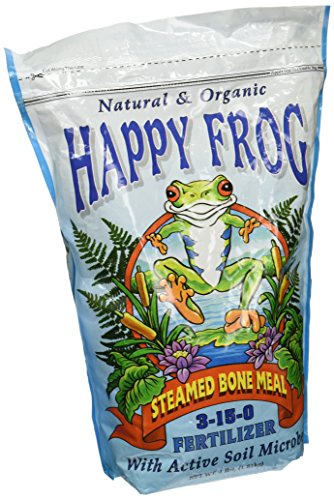 FoxFarm FX14057 FoxFarm Happy Frog Steamed Bone Meal Fertilizer