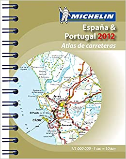 Mini-Atlas España & Portugal 2012 Michelin Tourist and Motoring Atlases: Amazon.es: Collectif: Libros