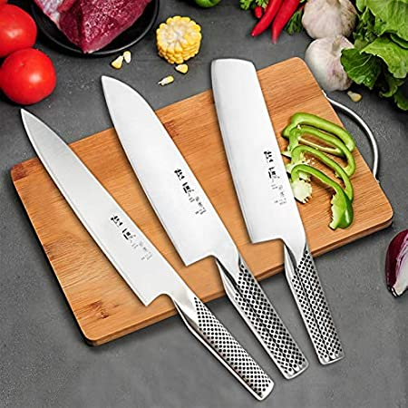 Conjunto de cuchillos japonés fileteando cuchillos de chef de salmón sushi sashimi cuchillo de cocina crudo pescado filete de cuchillos de cocina conjunto conjunto de cuchillos cuchillos de cocina cuc