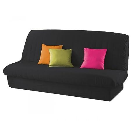 BackAmazon X Stitching 200 Cover Black co Sofa Bed uk 140 Open T1Ju5lFKc3