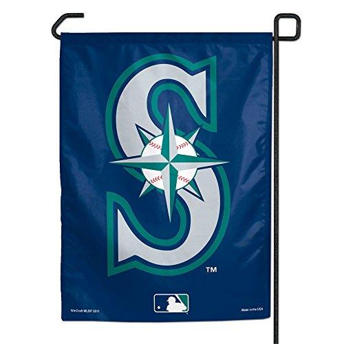 Seattle Mariners Garden Flag - 11