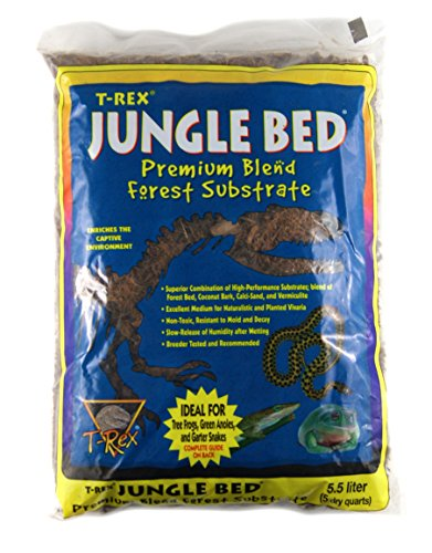 (TREX JUNGLE BED 5QT)
