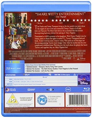 Saving Mr Banks [Blu-ray]