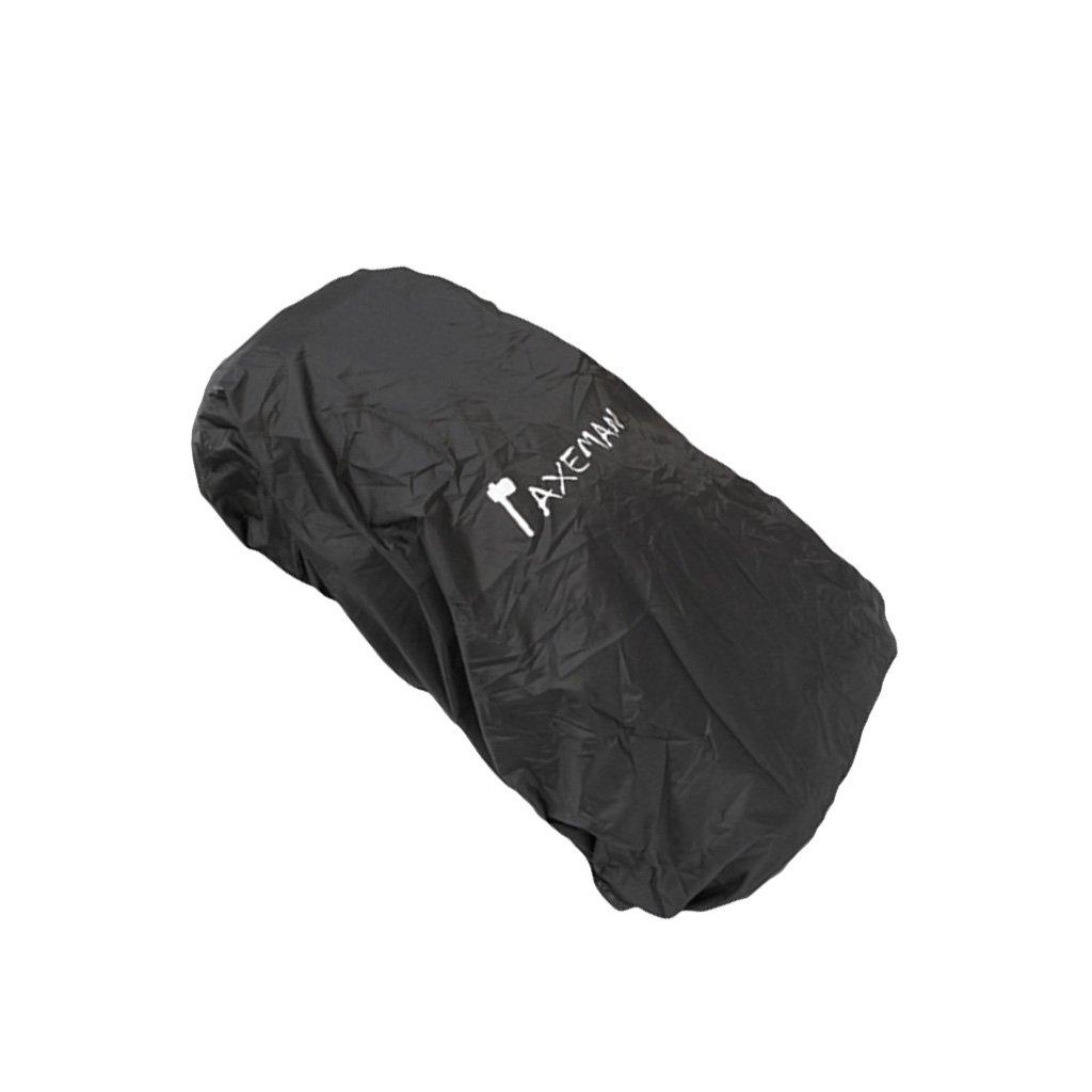 Camping Backpack Bag Rain Cover Black 60-90L Dustproof Cover Generic