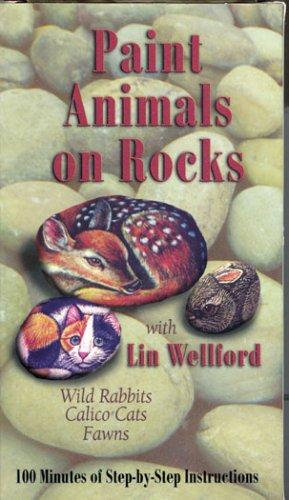 Paint Animals on Rocks [VHS]
