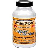 Healthy Origins Cognizin Citicoline -- 250 mg - 150 Capsules