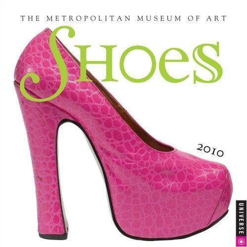 Shoes 2010 Mini - Shoes 2010 Mini Wall Calendar