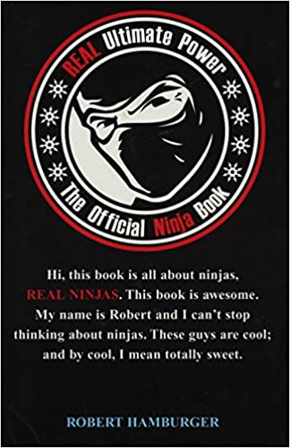 Real Ultimate Power: The Official Ninja Book: Amazon.es ...