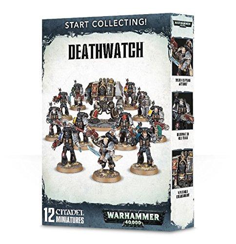Games Workshop 99120109013'' Start Collecting Deathwatch Miniature by Games Workshop (Image #1)