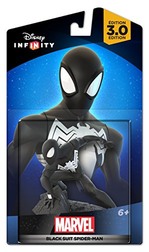 Disney Infinity 3.0 Edition: MARVEL'S Black Suit Spider-Man Figure ()