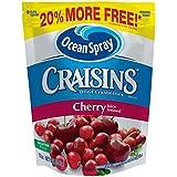 Ocean Spray Craisins Dried Cranberries, Cherry, 12 Ounce