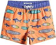 MaaMgic Boys Swim Trunks Toddler Swim Shorts Little Boy's Bathing Suit Boy Swimsuit for All