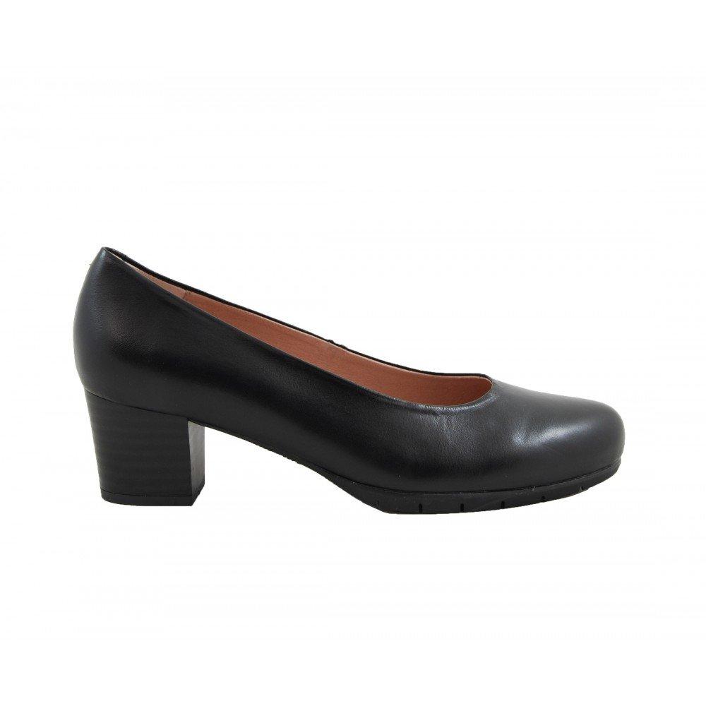 Benavente Zapato de Salón Pitillos 1250 Negro - Pitillos 41 EU|NEGRO