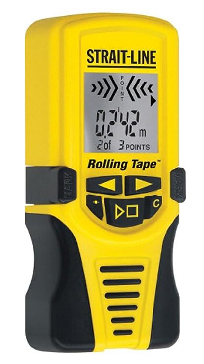 strait line 6041400cd rolling tape 300 tape measures amazon com