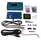 WINGONEER 06804K Digital LCD Oscilloscope DIY KIT with 2-inch LCD, 20MHz probe