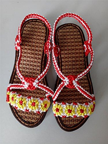 HFQLF Summer Sandal Women Slipper Girls High Heel Sandals Slipper Women Beach Shoes B00VCPUZF2 Shoes 08fb4d