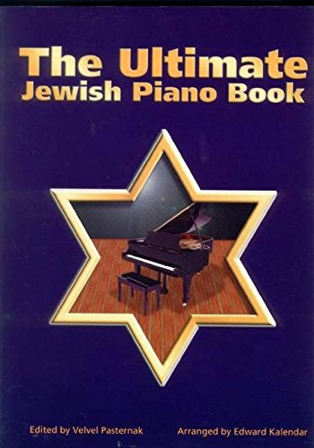 The Ultimate Jewish Piano Book for sale  Delivered anywhere in USA
