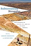 img - for Subterranean Struggles: New Dynamics of Mining, Oil, and Gas in Latin America (Peter T. Flawn Series In Natural Resources) book / textbook / text book