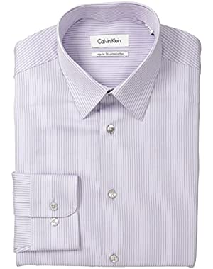 Calvin Klein Men's Regular Fit Multi Stripe