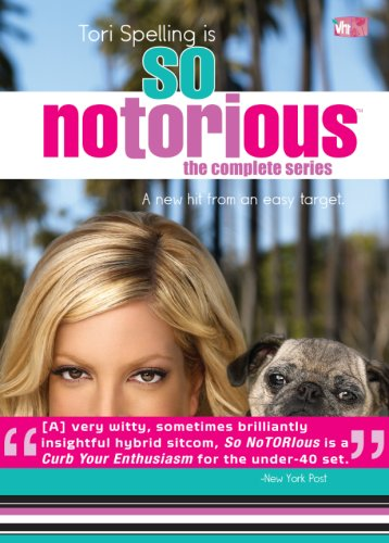 So NoTORIous - The Complete Series (Tori Spelling Dvd)