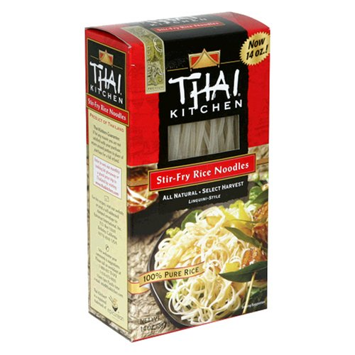amazon com thai kitchen stir fry rice noodles 14 ounce box pack rh amazon com thai kitchen brown rice noodles thai kitchen rice noodles
