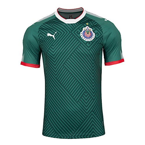 new style 69ea5 6f500 Chivas Jersey - Trainers4Me