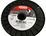Oregon 22-595 Gatorline Heavy-Duty Professional Magnum 5-Pound Spool of .095-Inch-by-1445-Foot Round String Trimmer Line