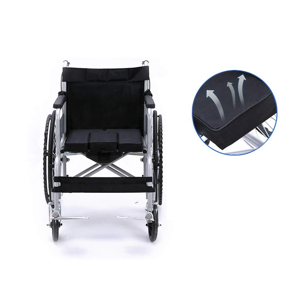【お取り寄せ】 トイレ車椅子折り畳み式高齢者用照明携帯用バリアフリー車椅子トイレ車椅子手動車椅子 B07JH9ZWY1 B07JH9ZWY1, 剣道良品館:581672c0 --- a0267596.xsph.ru