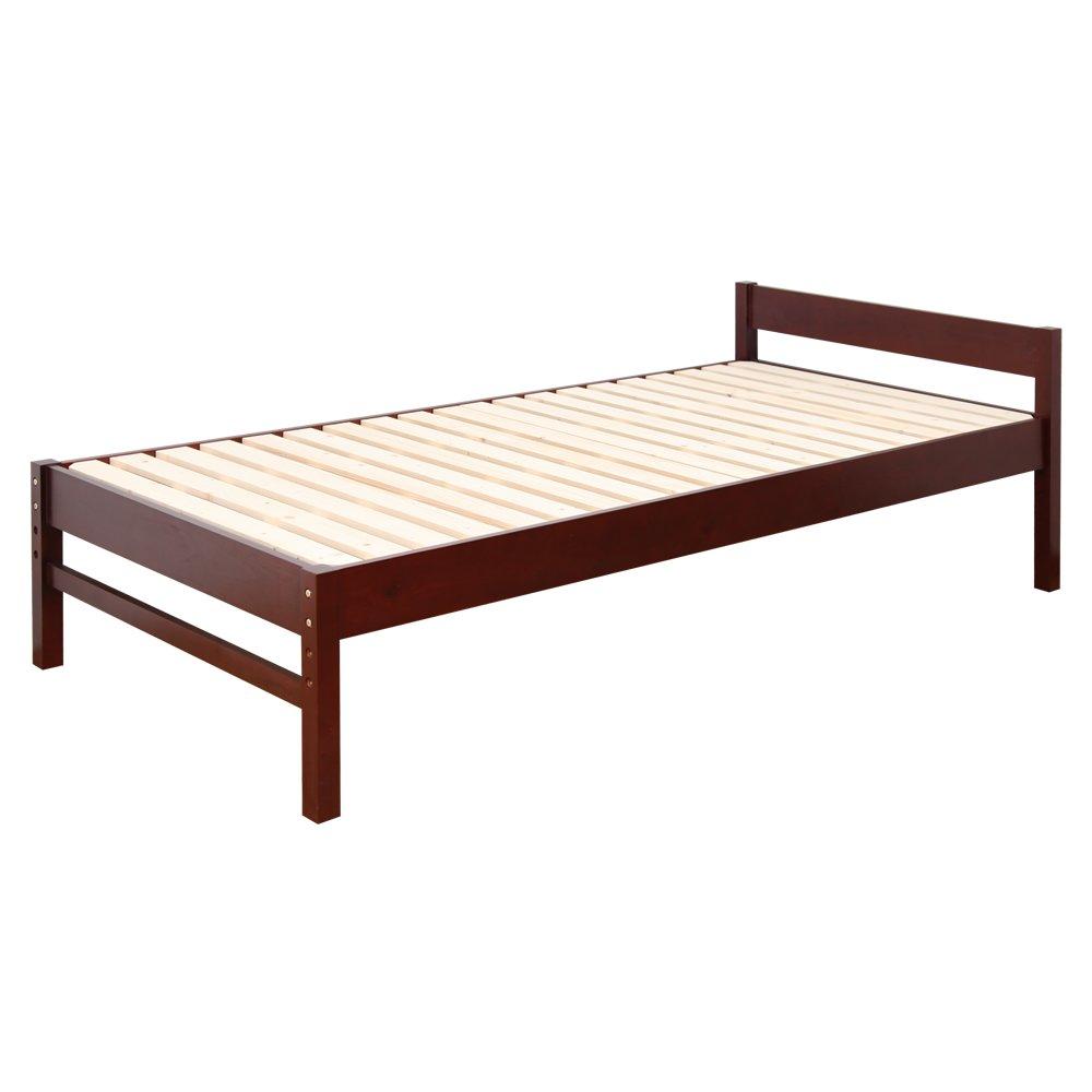 JAJAN 天然木すのこベッド アブサロム MSB-100