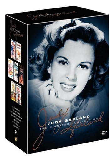 The Judy Garland Signature Collection (A Star is Born / The Wizard of Oz / The Harvey Girls / Love Finds Andy Hardy / In the Good Old Summertime / Ziegfeld Girl / For Me and My Gal) by WEA