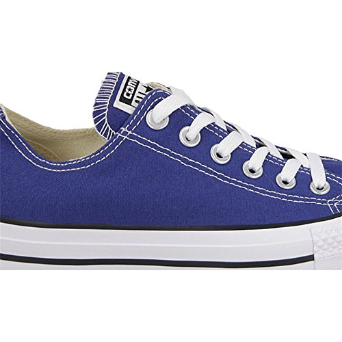 Taylor Converse Adulte Baskets Basses All Chuck Mixte Star Blu gOOpq57