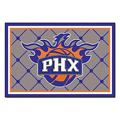 Phoenix Suns Rug - Fanmats NBA - Phoenix Suns 5 x 8 Rug