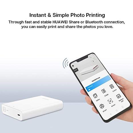 Impresora fotográfica Impresora de Bolsillo de Papel Impresoras ...