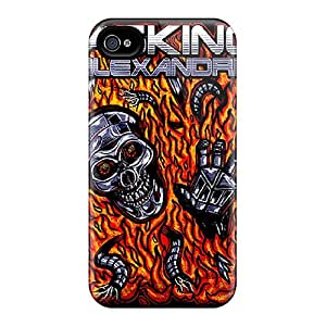 For Iphone 6 Fashion Design Asking Alexandria Cases-TDX10780DkeP