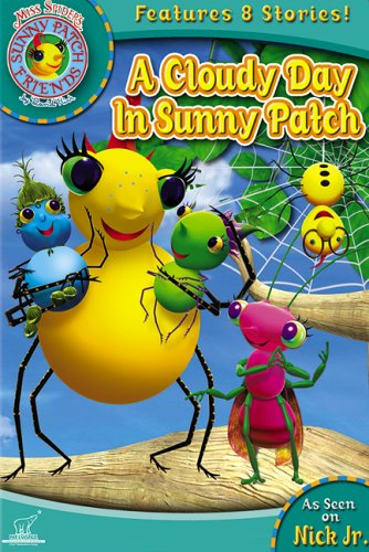 Miss Spider's Sunny Patch Friends - A Cloudy Day in Sunny ()